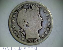 Image #1 of Half Dollar 1906 O