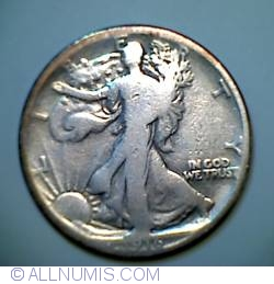 Image #1 of Half Dollar 1916