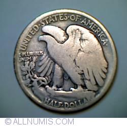 Image #2 of Half Dollar 1916