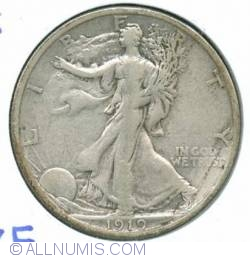 Image #1 of Half Dollar 1919 S