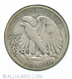 Image #2 of Half Dollar 1919 S