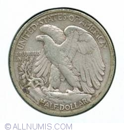 Image #2 of Half Dollar 1929 S