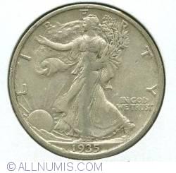 Image #1 of Half Dollar 1935 S