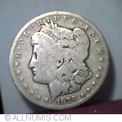Image #1 of Morgan Dollar 1879 Cc
