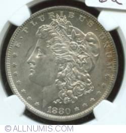 Image #1 of Morgan Dollar 1880/79 Cc