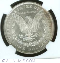 Image #2 of Morgan Dollar 1880/79 Cc