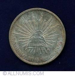 Image #1 of 1 Peso 1908 Mo GV