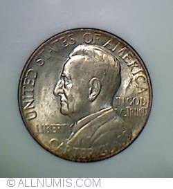 Image #1 of Half Dollar 1936 - Lynchburg