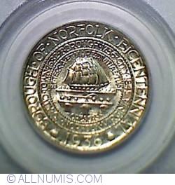 Image #1 of Half Dollar 1936 - Norfolk