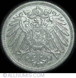 Image #2 of 10 Pfennig 1922