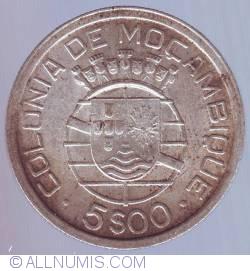 Image #1 of 5 Escudos 1949