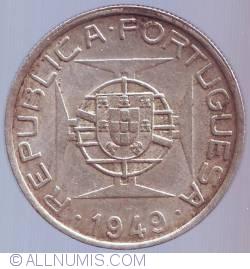 Image #2 of 5 Escudos 1949