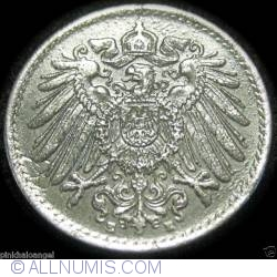 Image #2 of 5 Pfennig 1919 E