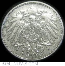 Image #2 of 5 Pfennig 1920 A