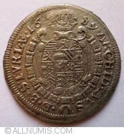 Image #2 of 6 Kreuzer 1689