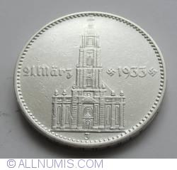 Image #2 of 2 Reichsmark 1934 E