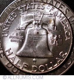 Image #2 of Half Dollar 1955