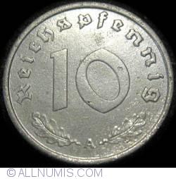 Image #1 of 10 Reichspfennig 1945 A