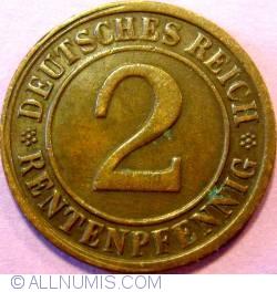 Image #1 of 2 Rentenpfennig 1923 G