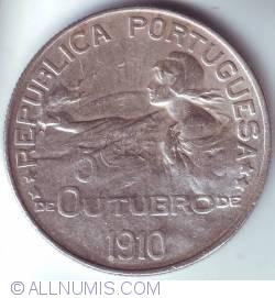 Imaginea #1 a 1 Escudo 1910 - 5 Octombrie 1910 Ziua Republicii
