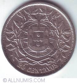 Imaginea #1 a 20 Centavos 1913