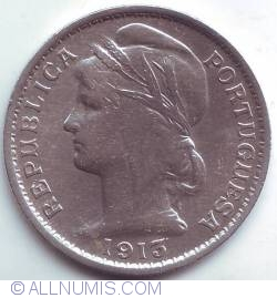 Imaginea #2 a 20 Centavos 1913