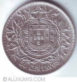 Imaginea #1 a 50 Centavos 1914