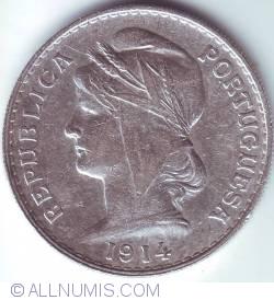 Imaginea #2 a 50 Centavos 1914