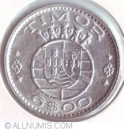 Image #1 of 6 Escudos 1958