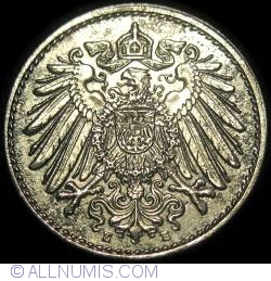 Image #2 of 5 Pfennig 1920 E