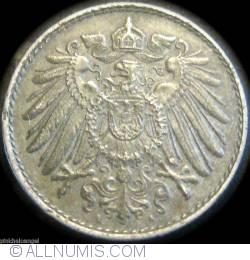 Image #2 of 5 Pfennig 1921 A