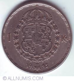 1 Krona 1943