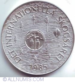 100 Kronor 1985 - International Year of Forests