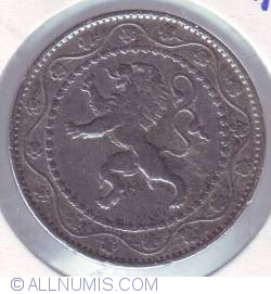Image #2 of 25 Centimes 1917