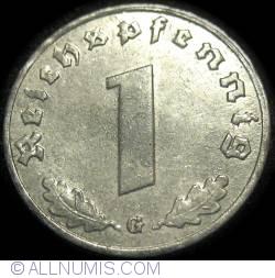 Image #1 of 1 Reichspfennig 1944 G