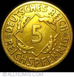 Image #1 of 5 Reichspfennig 1930 A