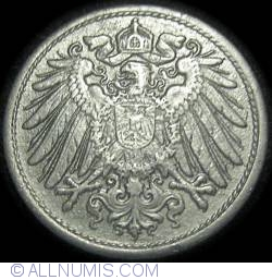 Image #2 of 10 Pfennig 1919