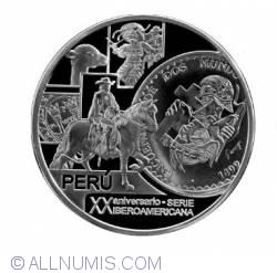 1 Sol 2013 - Iberoamericana - 20th Anniversary