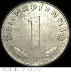 1 Reichspfennig 1944 E