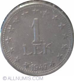 Image #2 of 1 Lek 1947