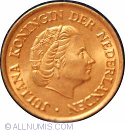 Image #1 of 5 Cents 1952