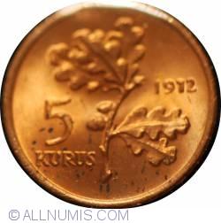 Image #1 of 5 Kurus 1972