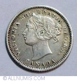 Image #1 of 10 Cents 1875 H