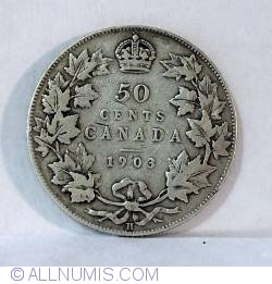 Image #2 of 50 Cents 1903 H