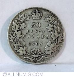 Imaginea #2 a 50 Centi 1903 H