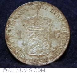 Image #2 of 1 Gulden 1931