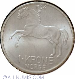 Image #1 of 1 Krone 1964