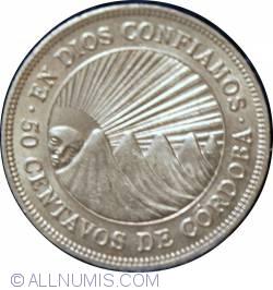 Image #2 of 50 Centavos 1965