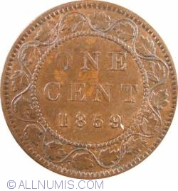 Image #1 of 1 Cent 1859/8
