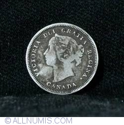 Image #2 of 5 Cents 1886 (large 6)